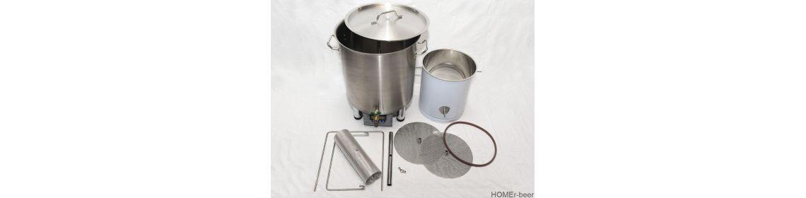 Домашняя мини-пивоварня HOMEr 50