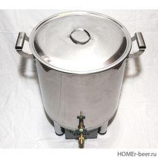 Домашняя пивоварня Гомер 50 ЭКОНОМ (HOMEr 50) на 30 литров сусла