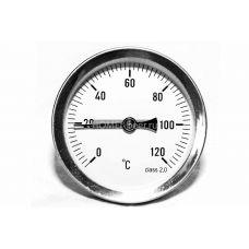 Термометр с резьбой с термогильзой 1/2